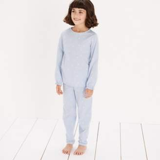 The White Company Glow In The Dark Star Pyjamas (1-12yrs)
