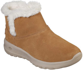 Skechers Womens On The Go Joy-Bundle Up Booties