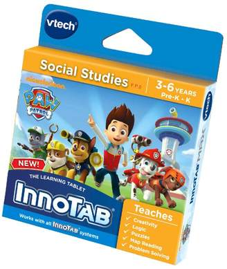 Vtech InnoTab Max Software Paw Patrol Game