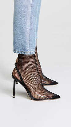 Alexander Wang Caden High Heel Booties