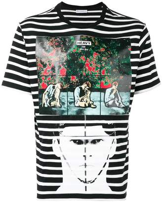 J.W.Anderson Gilbert & George print T-shirt