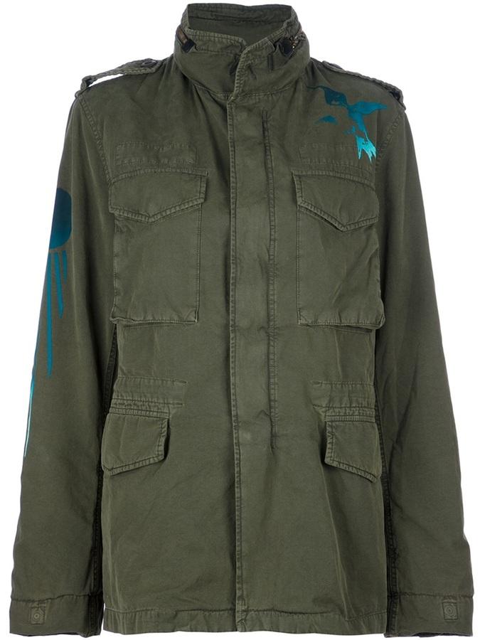 Freecity Free City slim field jacket