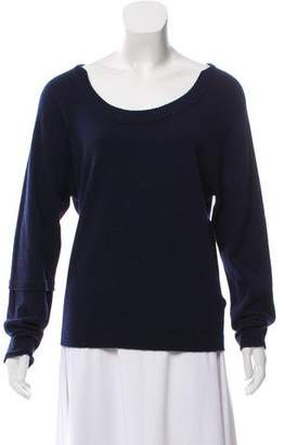Agnona Cashmere Long Sleeve Sweater