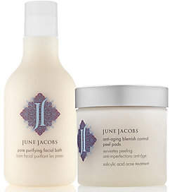 June Jacobs Anti-Aging Peel Pad and Facial Bath