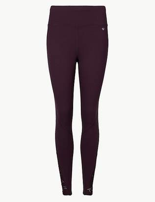 Marks and Spencer Quick Dry Textured Leggings