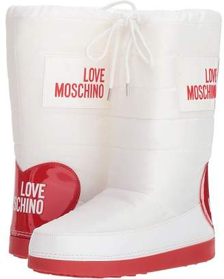 Love Moschino Snow Boot Women's Boots