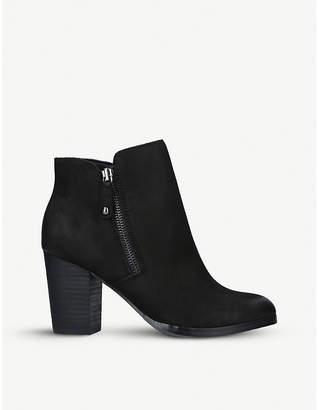 Aldo Naedia leather ankle boots
