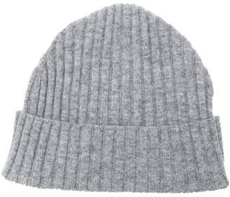 Eleventy ribbed knit beanie