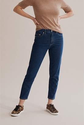 Country Road Tapered Crop Jean