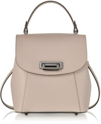 Le Parmentier Venus Leather Convertible Satchel/Backpack