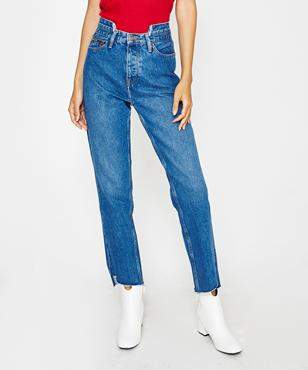 Tommy Jeans High Rise Slim Izzy Tjmbri Jean