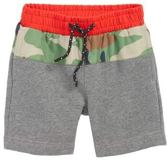 Peek Ryder Camo Shorts