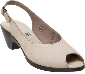 Mephisto Magdalena Leather Pump