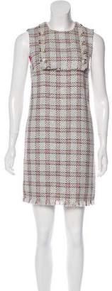 Gucci 2016 Tweed Dress