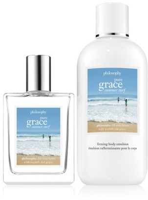 Philosophy Pure Grace Summer Surf Duo $54 thestylecure.com