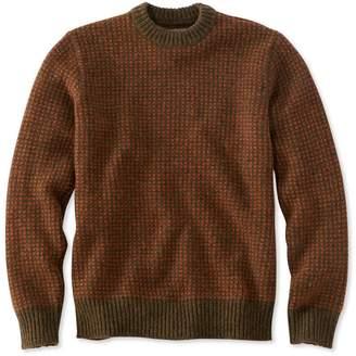 L.L. Bean L.L.Bean Signature Matinicus Rock Sweater, Crewneck