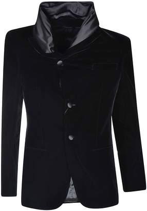 Armani Collezioni Armani Contrast Collar Blazer