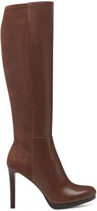 Quizme Wide Calf Platform Boots