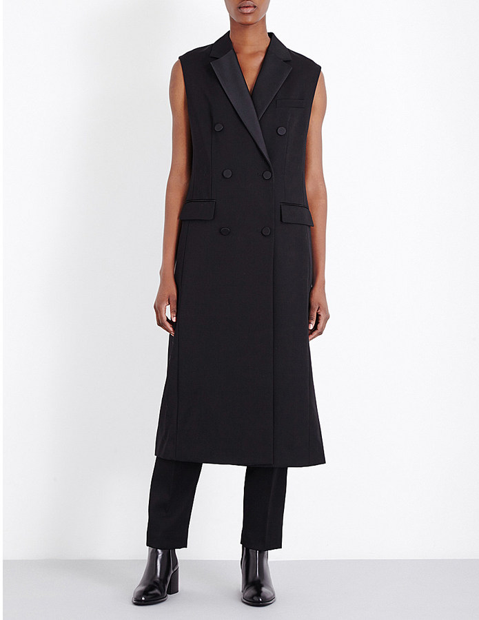 3.1 Phillip Lim 3.1 Phillip Lim Sleeveless wool coat