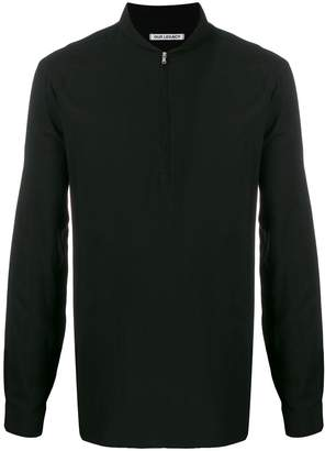 Our Legacy zip front shirt