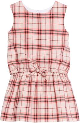 Burberry Mabel Check Dress