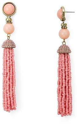 BAUBLEBAR Artemis Tassel Drop Earrings $34 thestylecure.com