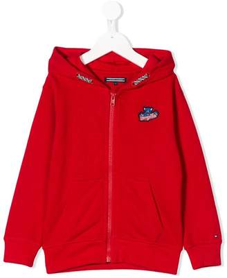 Tommy Hilfiger Junior full-zipped hoodie