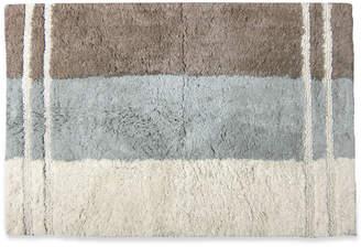 "Croscill Fairfax Cotton Coloblocked 20"" x 30"" Bath Rug Bedding"