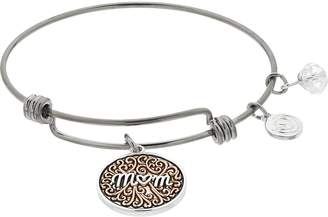 "Love This Life love this life ""Mom"" Bangle Bracelet"