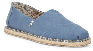 Toms Classic Earth Day Espadrille Slip-On Shoe