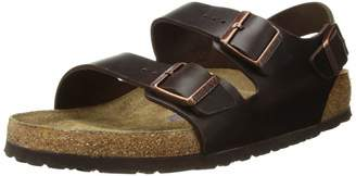 Birkenstock Milano Smooth Leather, Unisex Adults' Sandals