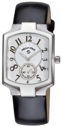Philip Stein Teslar Women's 21-FMOP-LB Classic Stainless Patent Leather Watch