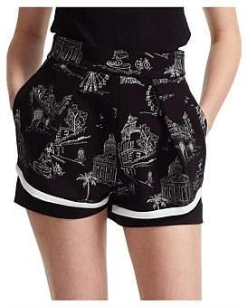 Maje Ipom Shorts