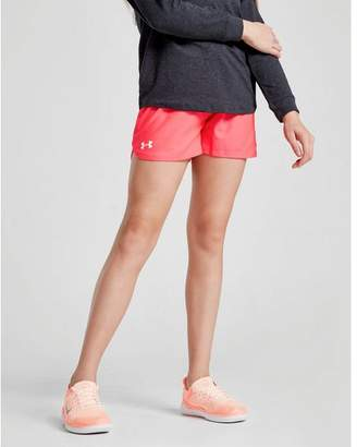 Under Armour Girls' Play Up Shorts Junior