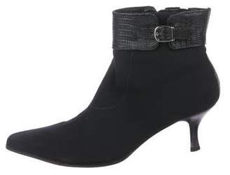 Donald J Pliner Pointed-Toe Ankle Booties