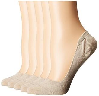 Lauren Ralph Lauren Flat Knit Rayon Viscose Liner 5-Pack