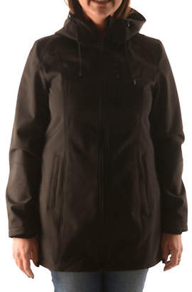 London Fog Softshell Hooded Jacket
