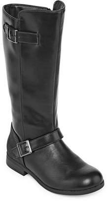 Arizona Little Kid/Big Kid Girls Mint Riding Boots Zip