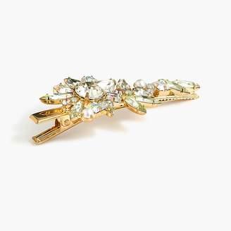 J.Crew Jeweled hair pin