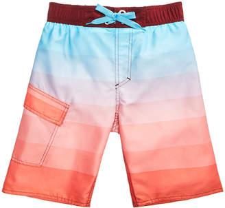 Hawke & Co Striped Swim Trunks, Big Boys