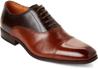 Florsheim Brown Corbetta Cap Toe Oxfords