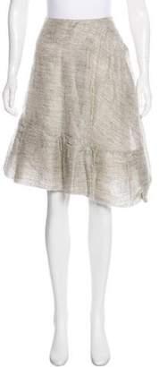 Marni Mohair-Blend Skirt
