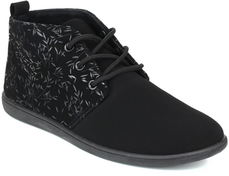 Black Scala Ankle Boot $29.99 thestylecure.com