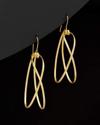 Meira T 14K 0.19 Ct. Tw. Diamond Drop Earrings