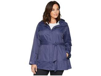 Columbia Plus Size Pardon My Trenchtm Rain Jacket
