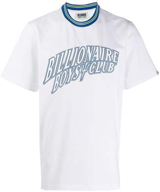 Billionaire Boys Club logo print T-shirt