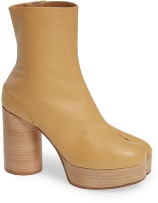 Maison Margiela Tabi Platform Boot