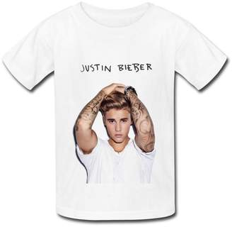 Justin Bieber YEES Hot Poster 2016 T Shirt For Kids/Youth