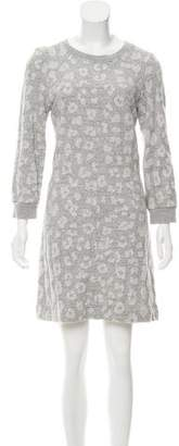 Marc by Marc Jacobs Long Sleeve Sweater Dress