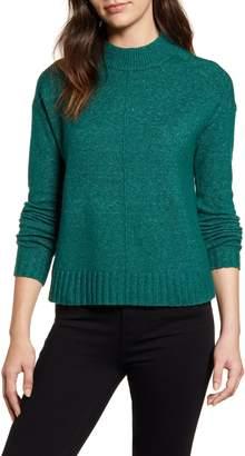 Caslon Mock Neck Sweater